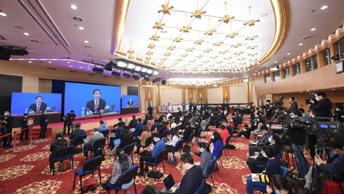 十三屆全國人大四次會議新聞發布會