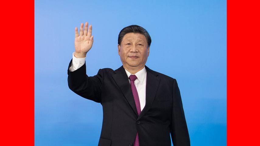 十四届全国运动会在陕西西安隆重开幕 习近平出席并宣布运动会开幕