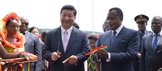Xi encourages Chinese doctors to improve Africa's health care services