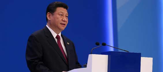 Chinese president addresses opening ceremony of Boao Forum for Asia