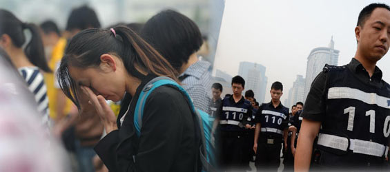 Public mourning held in Sichuan for quake victims