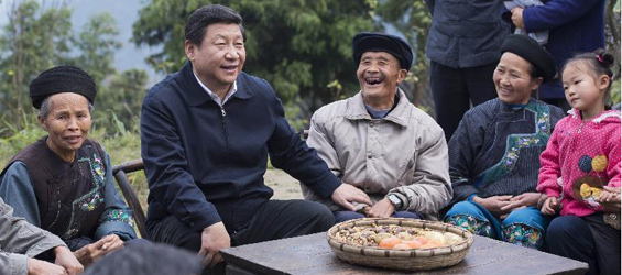 President Xi takes inspection tour to Hunan