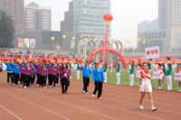 新華網成績大幅提升 首次躋身新華社職工運動會A組團體前四名
