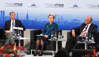 Asia 2014 different from Europe 1914, says Chinese official in Munich