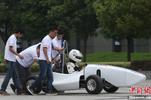 東南大學學生自造方程式賽車(組圖)