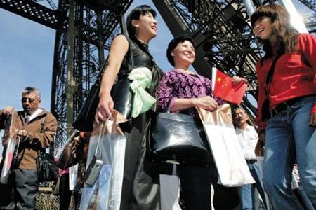 五一出境遊猛增日韓爭奪中國遊客
