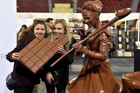 葡萄牙巧克力節 感受愛的甜蜜味道