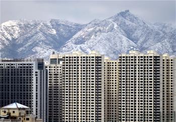 全國多地出現降雪天氣