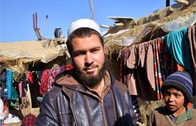 阿富汗,這個冬天很寒冷