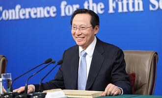 農業部部長韓長賦回答記者提問