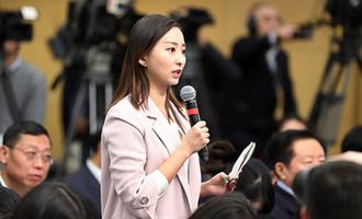 中國網記者提問