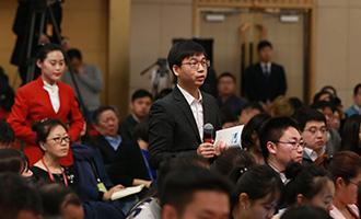 湖北廣播電視臺記者提問