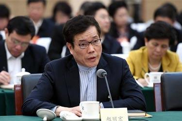趙麗宏委員:要有中國精神,要有文化自信