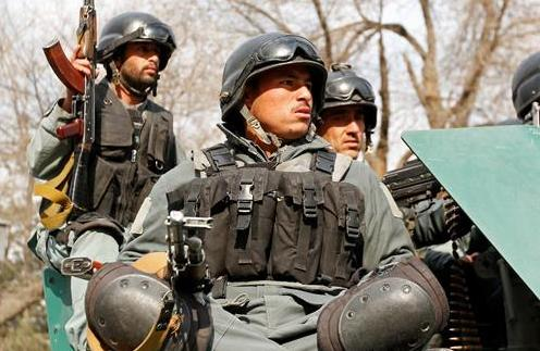 喀布爾一部隊醫院遇襲