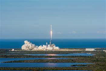 """美公司首次用""""二手""""火箭發射衛星"""