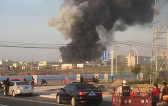 安徽安慶一油品公司閃爆事故導致5死3傷
