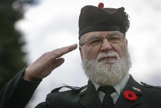 溫哥華紀念維米嶺戰役100周年
