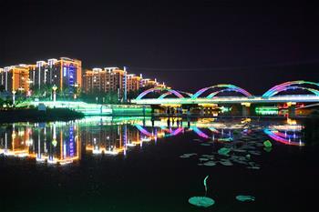 河北棗強:小縣城大變化