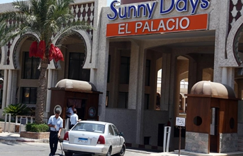 Motives unclear for deadly knife attack in Egypt's Red Sea resort