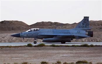 中巴空軍在中國境內舉行多兵(機)種聯合訓練