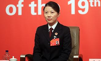上海市浦東新區人民檢察院公訴二處命名檢察官施凈嵐