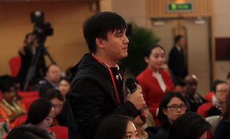 中國消費者報社記者提問