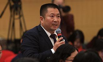 香港經濟導報記者提問