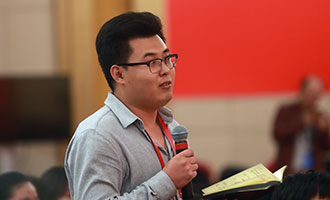 中國質量報記者提問
