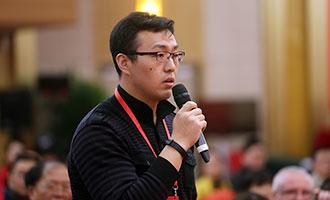 中國建材報記者提問