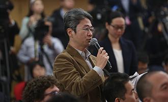 日本經濟新聞社記者提問