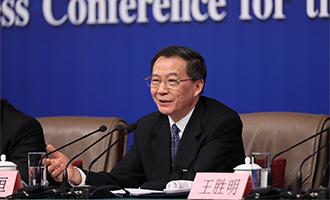 教科文衛委副主任委員吳恒回答記者提問