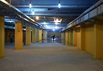北京東城:跑廊將變身為冰壺場