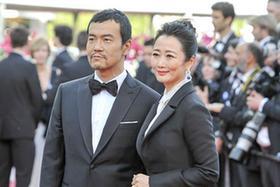 中國演員亮相第71屆戛納電影節開幕式