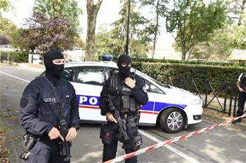 法國一男子持刀行兇 造成2死1傷
