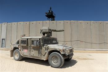 以色列建高墻防黎巴嫩真主黨