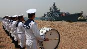 China, Russia conclude joint naval drill