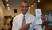 Obama wins U.S. presidential elections