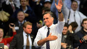 Romney loses election in U.S. presidential race
