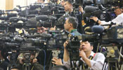 Journalists ready to cover debut of new CPC top leaders