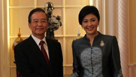 China, Thailand to boost ties