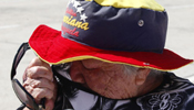 Venezuelan people say their last goodbye to Chavez