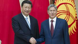 China, Kyrgyzstan vow to boost economic cooperation