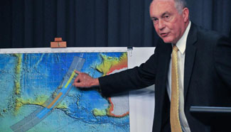 Australia announces new search area for MH370