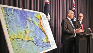 Contractor to conduct deep water search for MH370