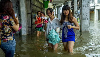 Impacts continues in typhoon-hit Hainan