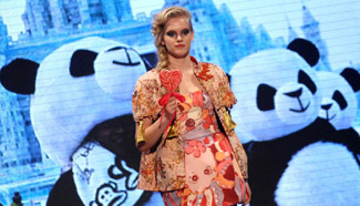 Vancouver Fashion Week Spring/Summer 2015: Lu Liu's creations
