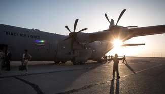 US military experts arrive in Anbar Province to support Iraqi forces