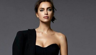 Irina Shayk in cool sporty looks