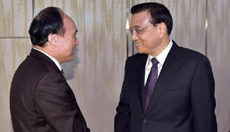 Premier Li meets Secretary-General of ITU in Switzerland