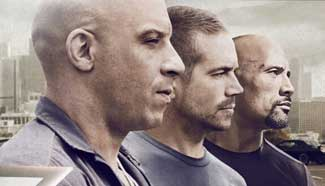 """Fast and Furious 7"" to hit screen on April 12"